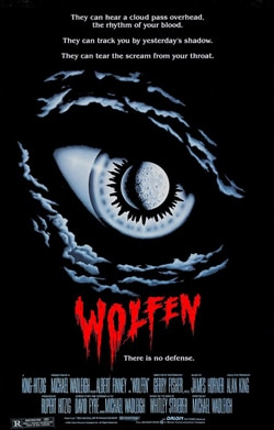 Guest Blog: Author Karen Koehler's Look Back at Wolfen (click for larger image)
