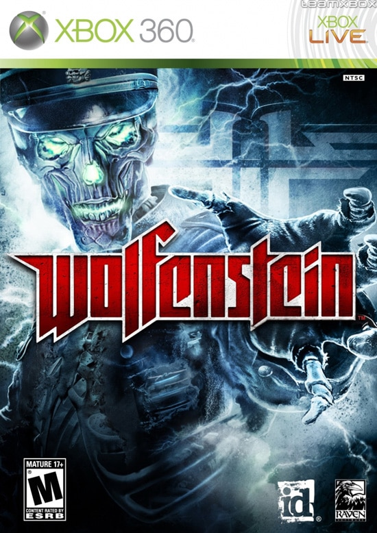Wolfenstein comes to the big screen!