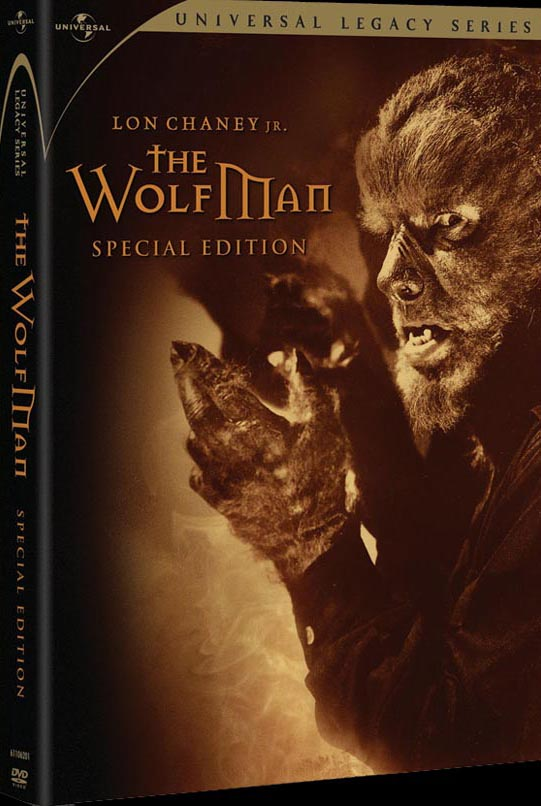 Universal Finally Celebrates The Wolf Man's Legacy