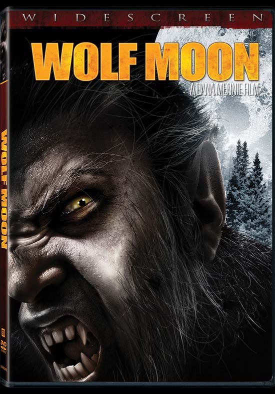 Wolf Moon DVD Art and Special Features Revealed