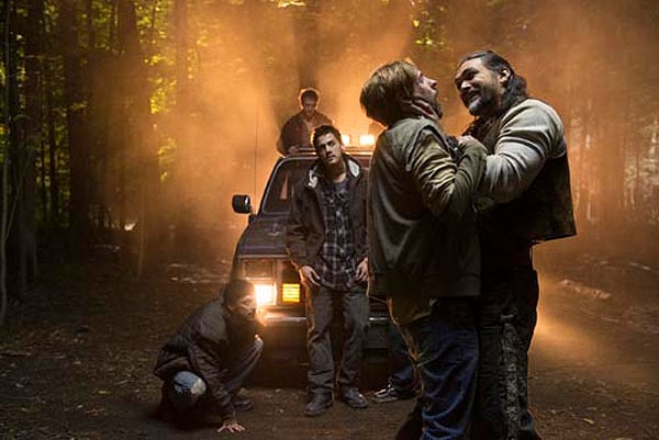wolves4 - New Stills from David Hayter's Werewolf Thriller Wolves