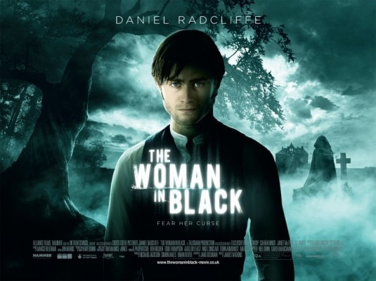 Daniel Radcliffe Front and Center in New Artwork for The Woman in Black