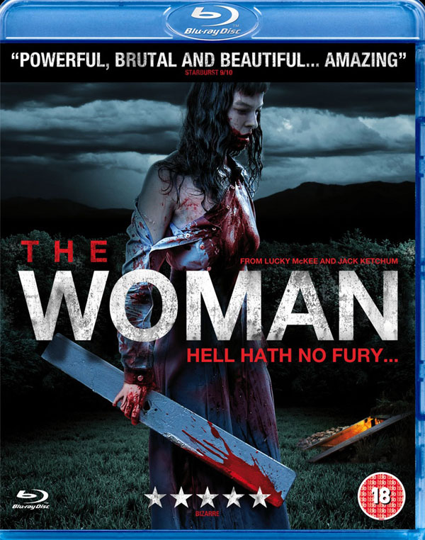 UK Readers: Win The Woman on Blu-ray ... and a Further Special Treat!
