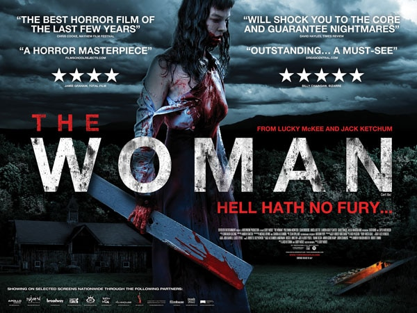 The Woman Quad One-Sheet Puts Ours to Shame