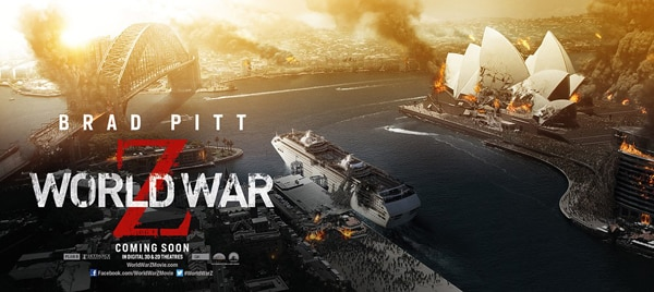 world war z ban 0 - Two More World War Z Banners Bring Destruction and Chaos; Video Game Demo!