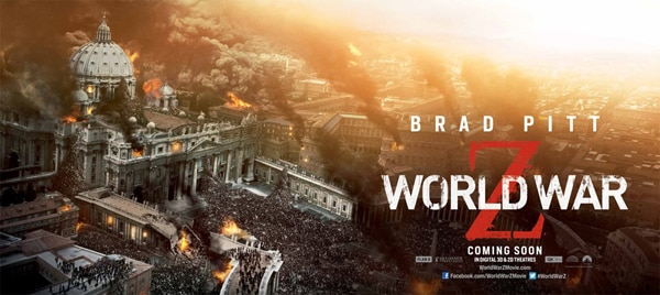 world war z banner 2 - Two More World War Z Banners Bring Destruction and Chaos; Video Game Demo!