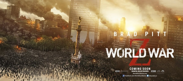 world war z banner 3 - Two More World War Z Banners Bring Destruction and Chaos; Video Game Demo!