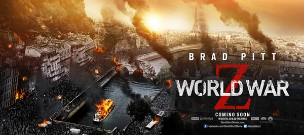 world war z banner 4 - Two More World War Z Banners Bring Destruction and Chaos; Video Game Demo!