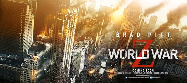 world war z banner 5 - Two More World War Z Banners Bring Destruction and Chaos; Video Game Demo!
