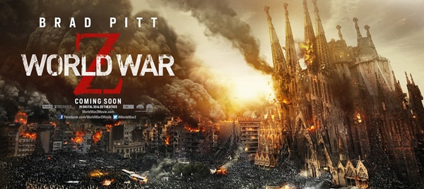 world war z banner 6 - Two More World War Z Banners Bring Destruction and Chaos; Video Game Demo!