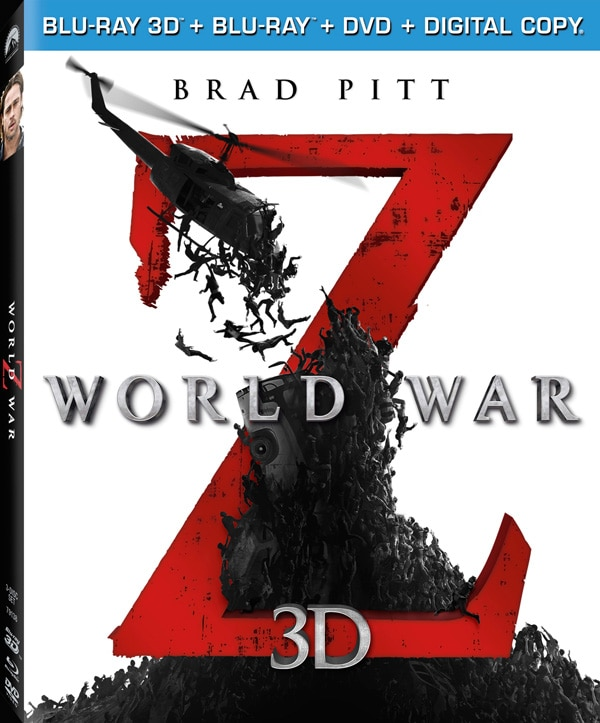 world war z blu ray 3d - New Director Steering the World War Z Sequel Ship