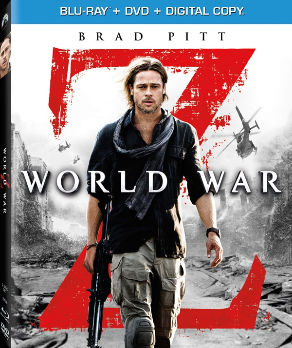 world war z blu ray - New Director Steering the World War Z Sequel Ship