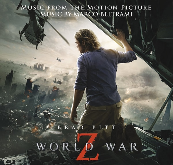 World War Z Score by Marco Beltrami