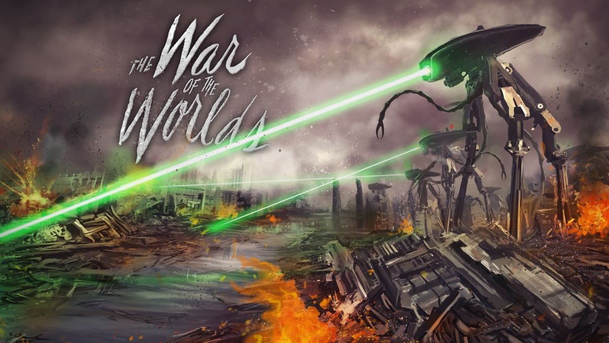 War of the Worlds: The True Story Gives It Another Go