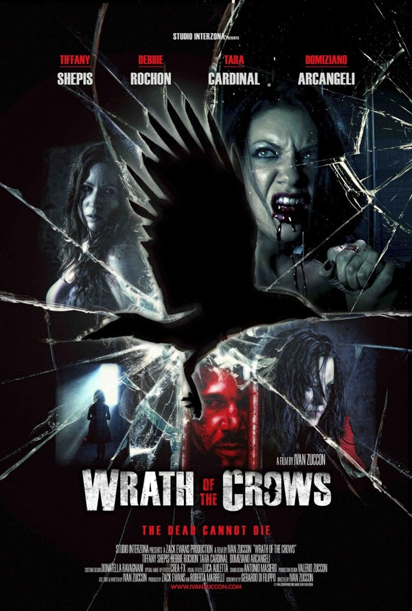 wrath crows 3 - New Wrath of the Crows One-Sheet Shatters