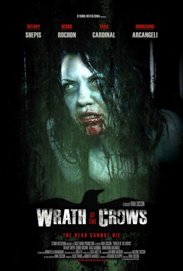 wrath of the crows poster1 - New Wrath of the Crows One-Sheet Shatters