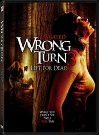 Wrong Turn 3: Left for Dead on DVD and Blu-ray (click for larger image)