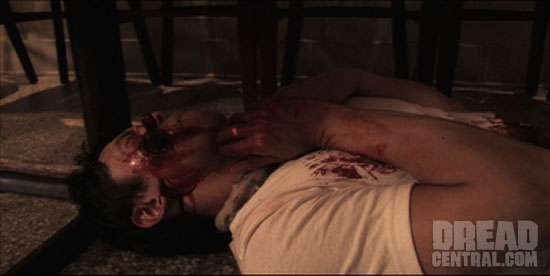 Exclusive Bloody Stills: Won Ton Baby (click for larger image)