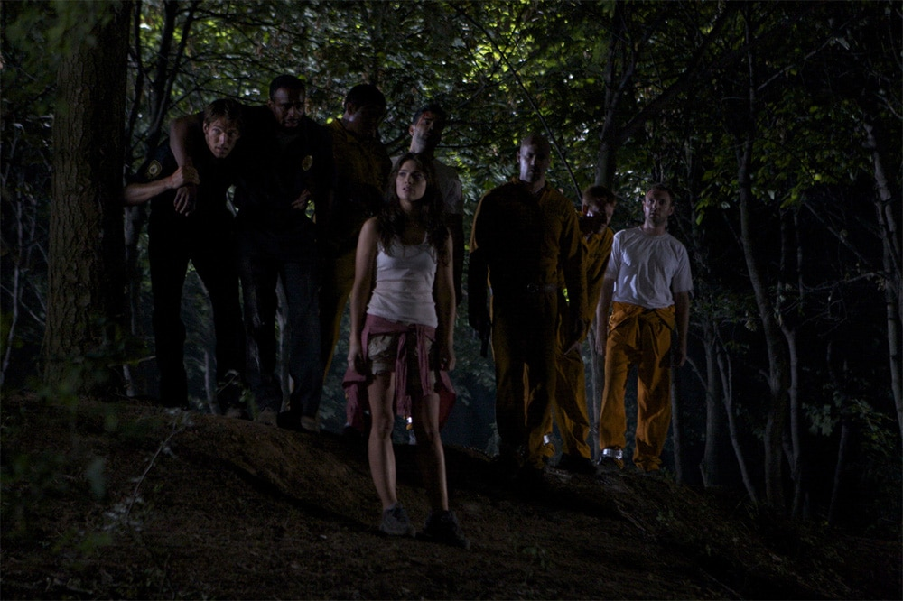 First Image from Wrong Turn 3 (click for larger image)