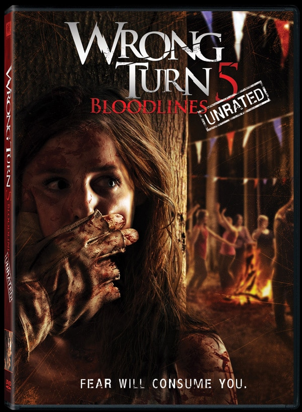 Celebrate Wrong Turn 5: Bloodlines Blu-Ray/DVD Release By Running for Your Lives in Temecula, CA