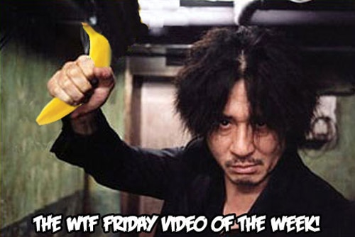 The WTF Friday Video of the Week