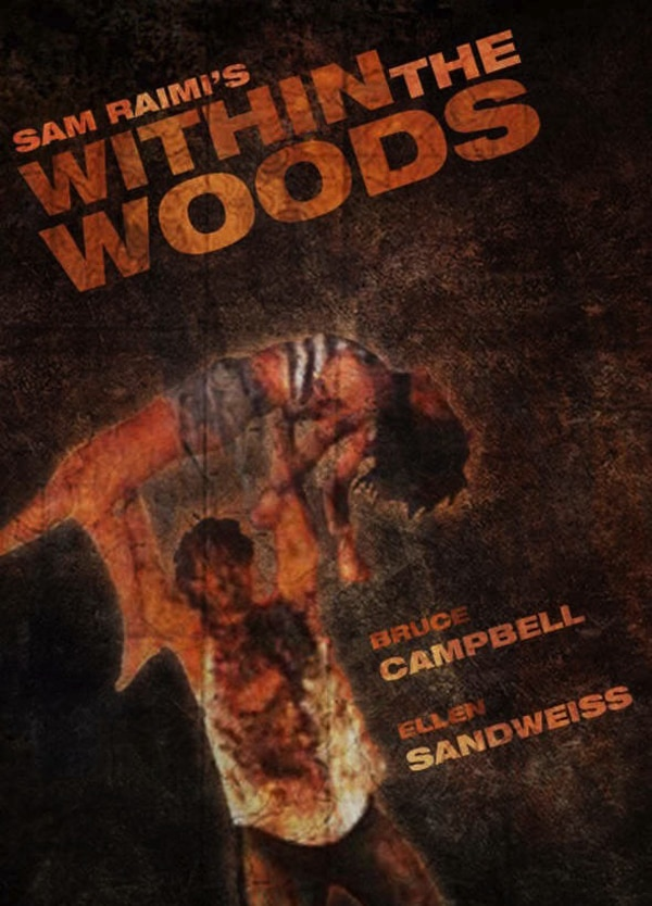 Go Back to Where the Evil Dead Began with Sam Raimi's Within the Woods