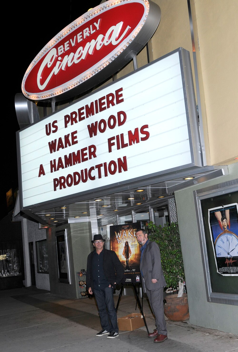 Event Imagery: The Los Angeles Premiere of Wake Wood