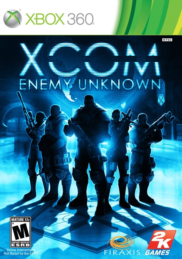 XCOM: Enemy Unknown Now Available