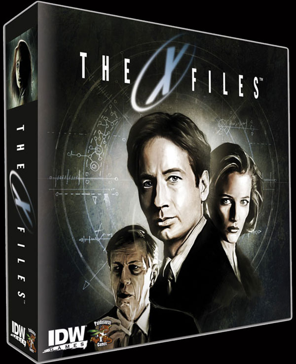 Search for the Truth on Your Tabletop with IDW's The X-Files Board Game