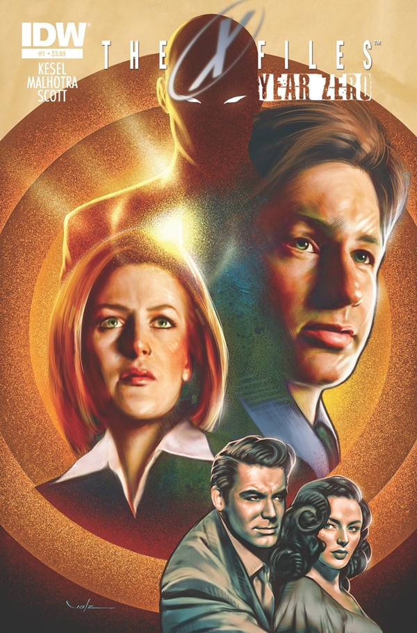 IDW Announces The X-Files: Year Zero to Debut in July