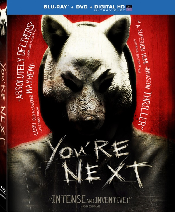 youre next blu ray - You're Next Prepares for Home Video Home Invasion!