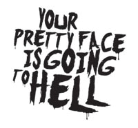 Your Pretty Face Is Going to Hell Cast & Crew Talk the Series' Creation/Approach, Portraying Satan, Favorite Horror Films, and More