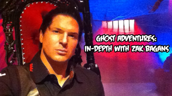 Zak Bagans Talks Ghost Adventures - Part 2: Entering Hell's Gate - Bobby Mackey's Music World