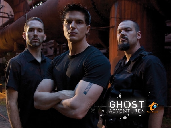 zakint1 - Nick Groff Talks Ghost Adventures Part 2: Facing His Fears