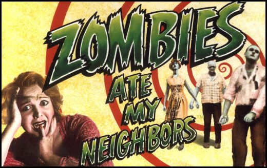 Popular Video Game Zombies Ate My Neighbors Getting the Screen Treatment?