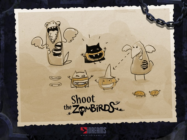 Zombirds Flying Its Way To The App Store