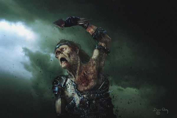 Zombie Carnage Combines Game Show Thrills with Undead Mayhem