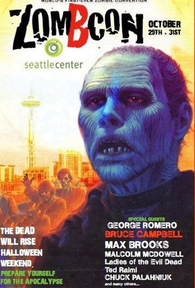 Event Report:: ZomBCon: Carnell's Diary of the Dead!