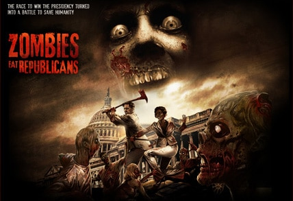 Zombies Eat Republicans in New Interactive Comic