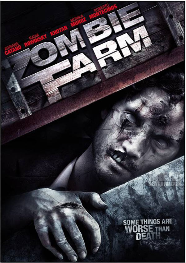 Trailer Debut - The Zombie Farm