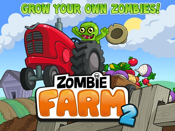 Zombie Farm 2 is Twice the Fun and Still Free to Play!