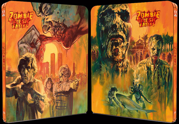UK Readers - Win Fulci's Classic Zombie Flesh Eaters on Blu-ray!
