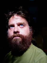 Zach Galifianakis to Become a Man-Witch?
