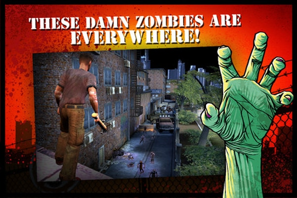 Zombie HQ At The App Store