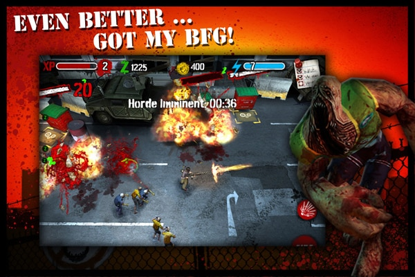Round Up The Undead In Zombie HQ At The App Store