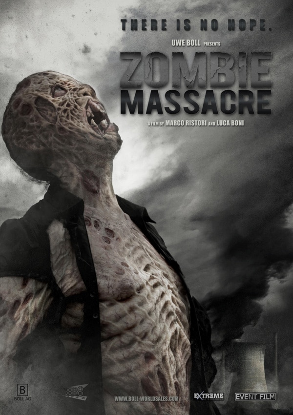 Official Trailer Dawns for Uwe Boll's Zombie Massacre