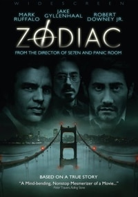 Zodiac DVD review (click to see it bigger!)