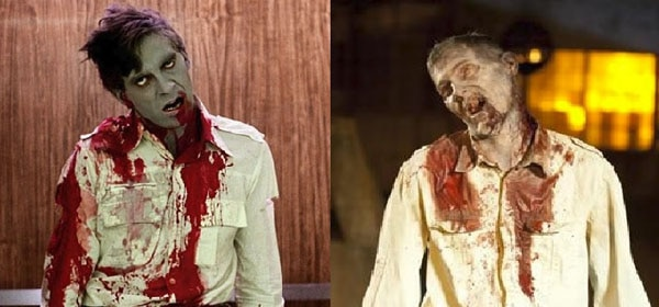 zombie cameo 1 - Who Was That Zombie? Check Out These Zombie Homages from The Walking Dead