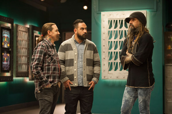zombie3 - Rob Zombie Signs on as a Guest Judge on Spike TV's Ink Master