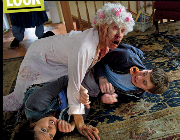 zombieland ew - New Image from Amazon's Zombieland Needs Oral Adhesive